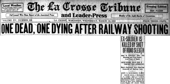 1919-3-19_Trib_p1_One_Dead_One_Dying....png