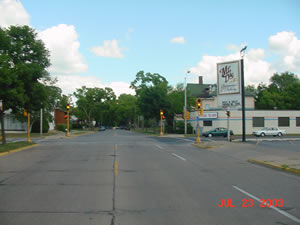 State Street and West Avenue North looking east, 2003