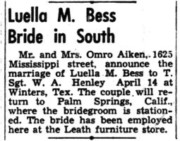 1945-04-20_Trib_p04_Luella_Bess_marries_Sgt_thumb.jpg