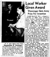 1945-04-13_Trib_p02_Maxamillian_Wanninger_wins_McCoy_award_CROP_thumb.jpg