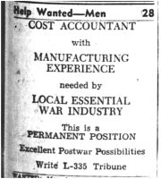 1945-04-28_Trib_p07_Cost_accountant_needed_thumb.jpg