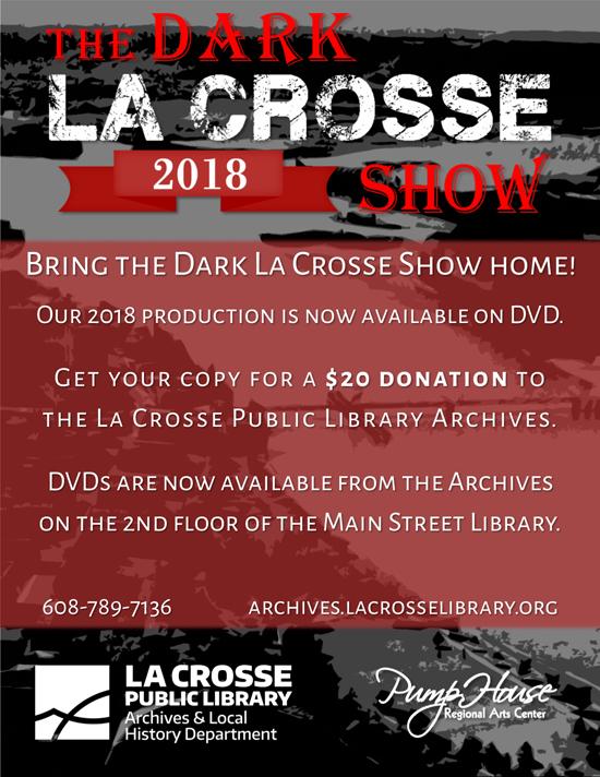 La Crosse Public Library Archives :: Public Programs & Tours