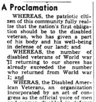 1945-10-02_Trib_p12_Disabled_American_Veterans_proclamation_CROP_thumb.jpg