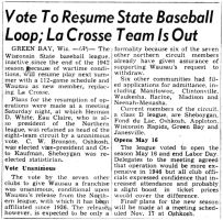 1945-10-01_Trib_p08_Vote_to_resume_Wisconsin_State_Baseball_League_thumb.jpg