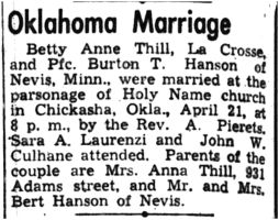 1945-04-25_Trib_p04_Betty_Thill_marries_thumb.jpg