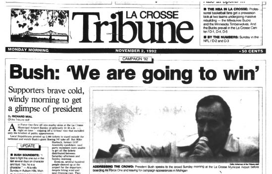 Bush_1992-11-2_Trib_p1_We_are_going_to_win_crop_550w.jpg