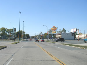 Jackson Street and West Avenue South West looking west, 2003